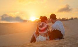 Tình yêu cách hạnh phúc bao xa